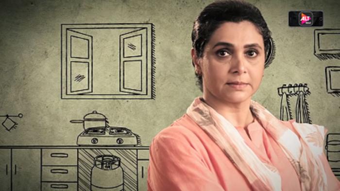 Supriya Pilgaonkar will soon be seen in 'Batti Gul Meter Chalu', a Hindi film.