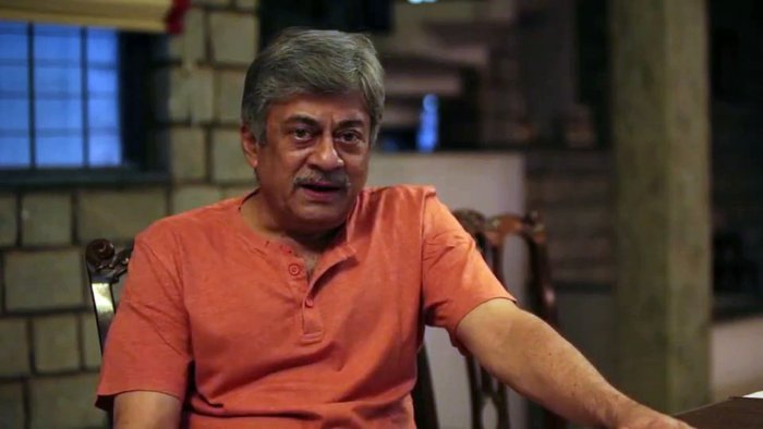 Anant Nag in 'Sarkari Hi Pra Shaale...' which hit the screens on Friday.