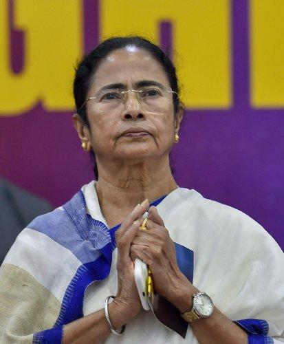 West Bengal Chief Minister Mamata Banerjee. (PTI File Photo/Kamal Singh)