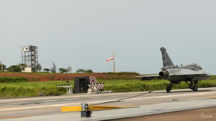 The material would be required for making Tejas Light Combat Aircraft in the Final Operational Clearance configuration in which the homegrown fighter jet would be fully armed with all its weapons and sensors.