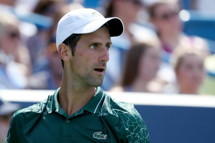 REJUVENATED: Serbian ace Novak Djokovic starts as one of the top contenders to clinch the US Open which begins at Flushing Medows, New York, on Monday. AFP