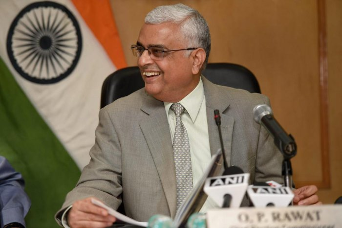 Chief Election Commissioner (CEC) O P Rawat. (PTI file photo)
