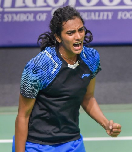 Indian badminton ace P V Sindhu will have to be on her toes against World No.1 Tai Tzu Ying of Chinese Taipei in the final. PTI