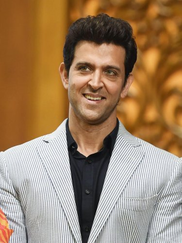 Bollywood actor Hrithik Roshan. PTI file photo