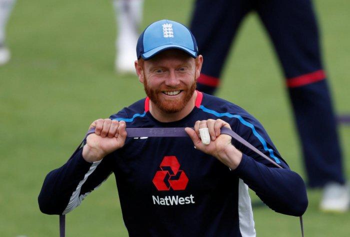 England's Jonny Bairstow. Reuters