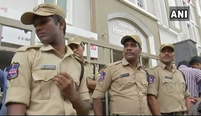 In a major crackdown, the Pune Police on Tuesday conducted simultaneous raids on alleged Maoist sympathisers across several states, including Maharashtra, Chhattisgarh and Telangana, in connection with January 1, 2018, Koregaon-Bhima riots. ANI photo