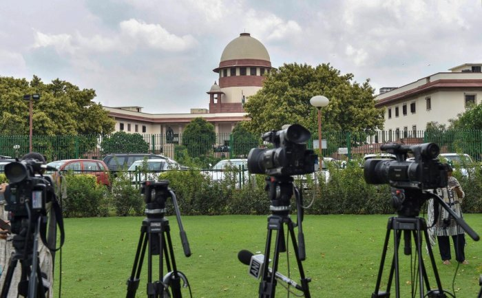 The Supreme Court said we will see what can be done about disclosure of criminal records of the candidates as there was demand for prominent display of pending cases against them in publicity materials since all voters do not get the opportunity to go thr