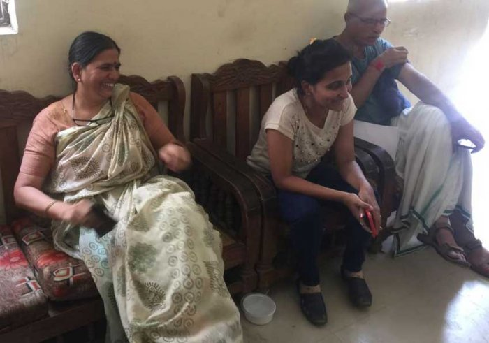 A local court on Wednesday directed that trade unionist and lawyer Sudha Bharadwaj will remain at her residence under Surajkund Police guard till Thursday. Picture courtesy Twitter