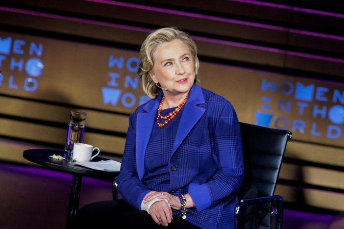 Hillary Clinton, Former US Secretary of State. (REUTERS File Photo)