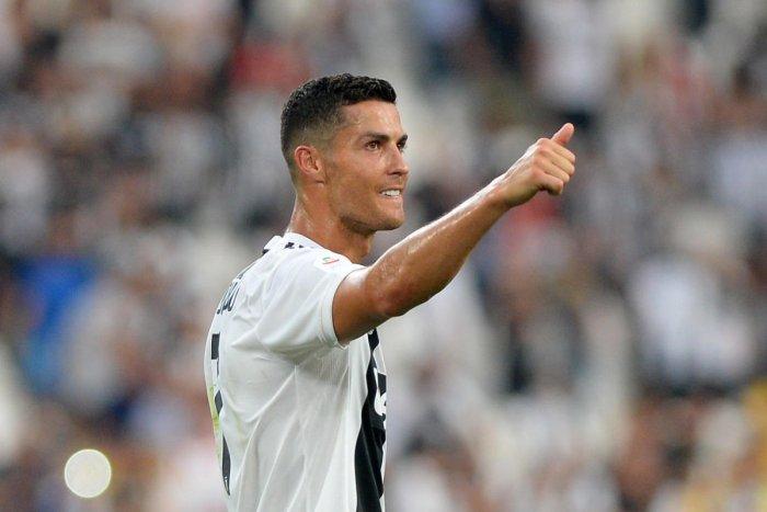 Cristiano Ronaldo. Reuters