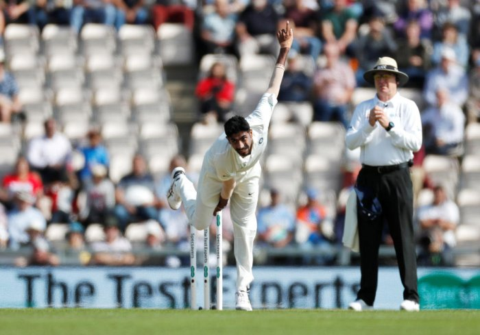 Jasprit Bumrah. (Reuters file photo)