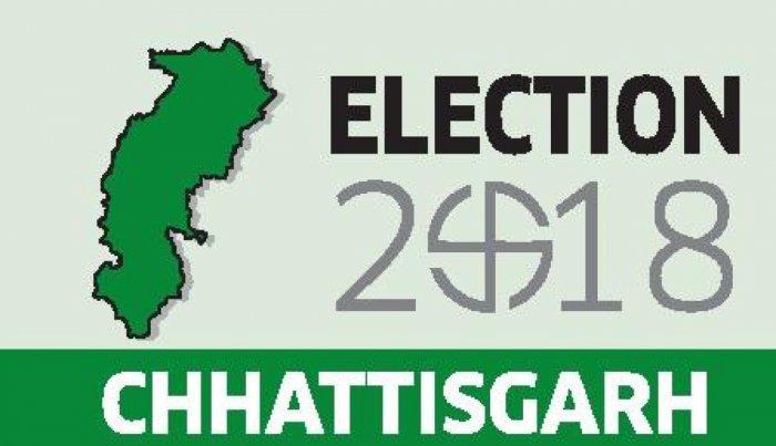 Chhattisgarh elections.