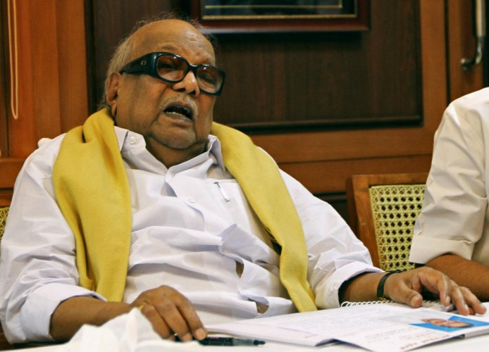 In 2010, on the eve of his 86th birthday, Karunanidhi donated his Gopalapuram residence to the Annai Anjugam Trust for running a free hospital for the poor.
