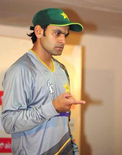 Mohammed Hafeez. DH FILE PHOTO