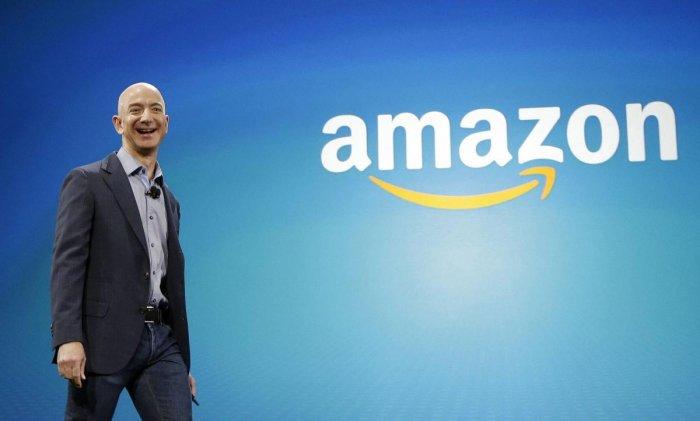 Chief Executive Officer Jeff Bezos. AP/PTI file photo.