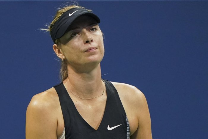 Russia's Maria Sharapova said despite the early defeat at the US Open, she has plenty left in her to get back to form. AFP