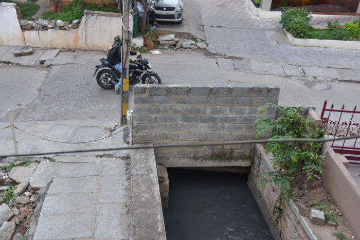 Illegal construction on stormwater drains had led to flooding followed by an infamous demolition drive two years ago