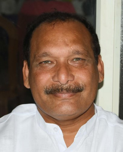 MLC Ivan D'Souza. DH file photo.