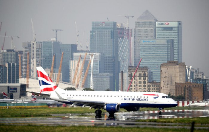 A British Airways airplane. (Reuters file photo)