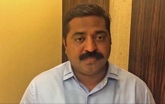 Maharashtra BJP MLA Ram Kadam (Twitter/@ramkadam)