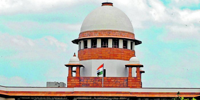 The Supreme Court on Wednesday dismissed a petition by RTI activist T J Abraham, challenging the Bangalore Mysore Infrastructure Corridor (BMIC) project.