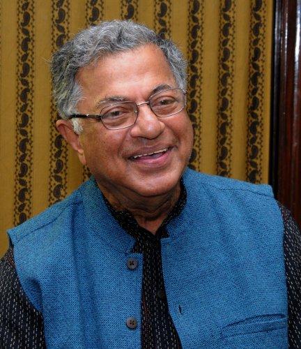 Girish Karnad.