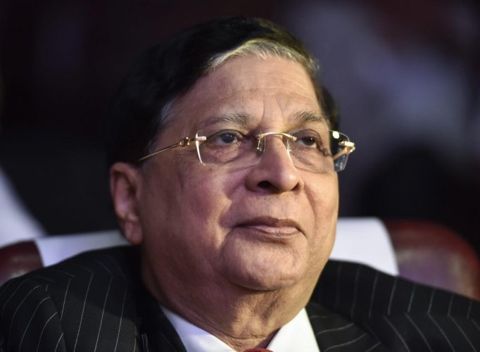 Chief Justice of India (CJI) Dipak Misra Sunday urged the people not to remain obsessed with litigations and make effort to see if they can be solved otherwise. PTI file photo