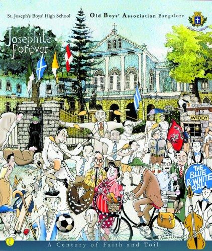 Illustration of St Joseph's Boys' High School Paul Fernandes.