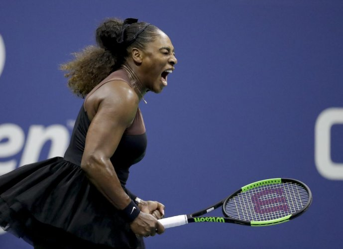 Many from the tennis fraternity have backed Serena William's sexism claims. AP/PTI
