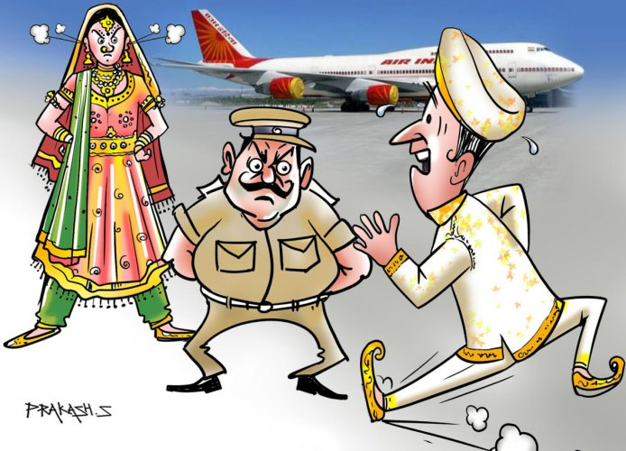 Sources said the authorities are now likely to approach the Consulate General of India for deporting all such NRIs.