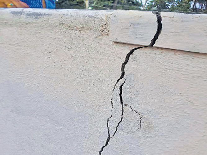 The quake occurred at 6.28 am at a depth of 10 km and had a magnitude of 3.7, it said. (Image for representation)