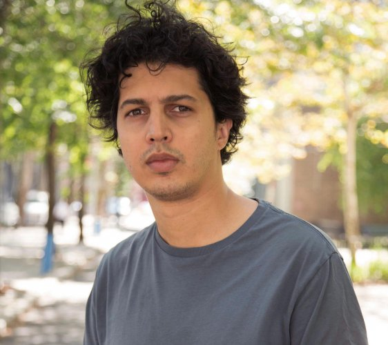 Filmmaker Sofian Khan