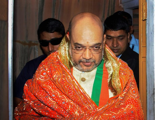 Shah while speaking to party workers said that state polls in three states will be a 'trailer' for the 2019 Lok Sabha election.