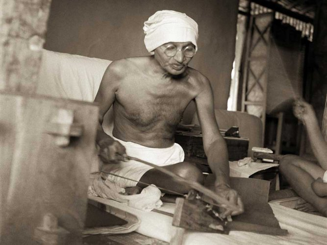 Mahatma Gandhi's blood pressure data is set to be made public by the Indian Council of Medical Research. File photo