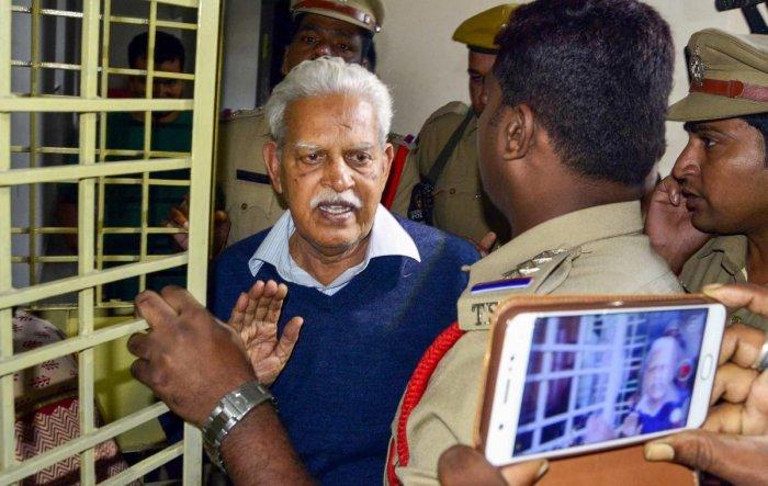 Sc Extends House Arrest Of Activists Till Sept 17 Deccan Herald