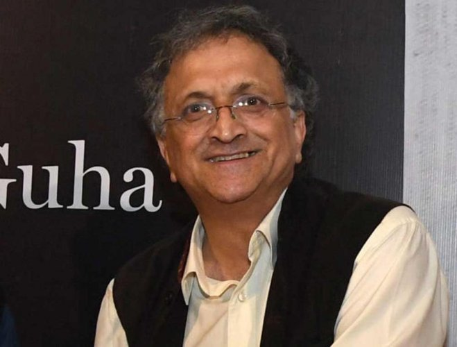 "Describing Muhammad Ali Jinnah as a ""straightforward figure"", historian and author Ramachandra Guha says the Pakistan founder was at best an ""astute politician"" driven by a single-point agenda. (DH file photo)"