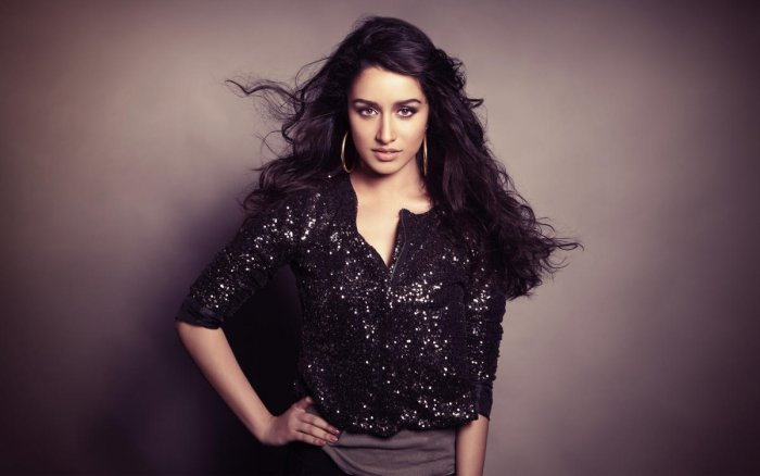 "Shraddha Kapoor said the success of the film has not even ""registered yet"" and it is not going to change her script choices. File photo"