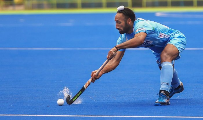 A third Olympic appearance did not materialise but Sardar, nonetheless, walked into the sunset after a stellar 12-year career during which he not only established himself as the face of Indian hockey but also as a global star. (PTI File Photo)