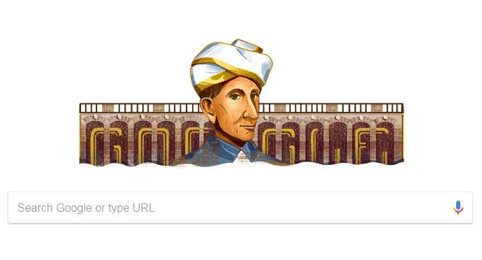 Remembered as Sir MV, Mokshagundam Visvesvaraya's birthday is celebrated as Engineer's Day.