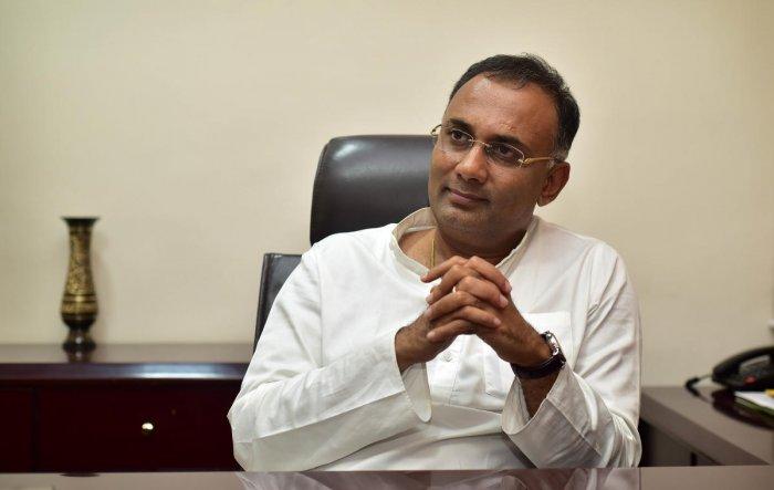 Dinesh Gundu Rao, State Congress president