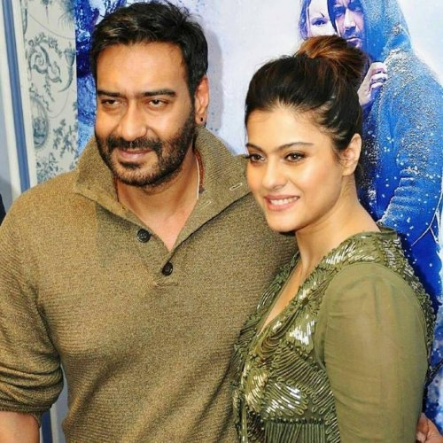 The actor said though they play the 'good cop-bad cop' routine in real life, Ajay has realised the importance of setting their kids - daughter Nysa and son Yug - straight.