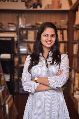 Savi Sharma draws inspiration from real life for her books