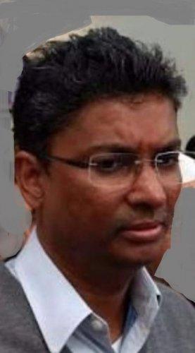 Congress MLA Satish Jarkiholi. DH file photo.