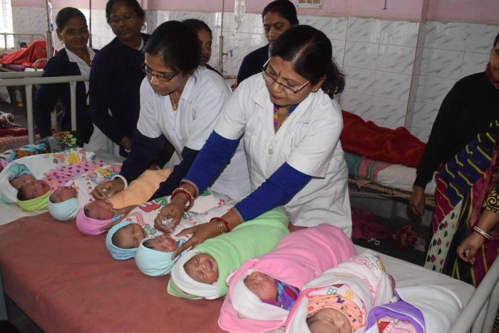 Infant deaths were reported highest in the world in India, followed by Nigeria at 4,66,000, Pakistan 3,30,000 and Democratic Republic of Congo 2,33,000 (DRC), the report said.