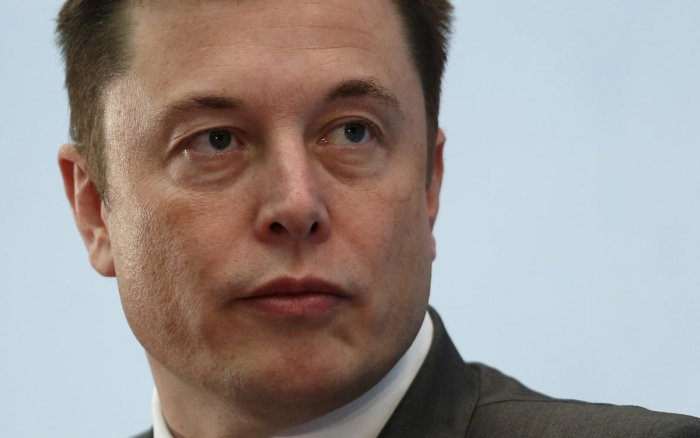 Tesla Chief Executive Elon Musk attends a forum on startups in Hong Kong, on January 26, 2016. Reuters