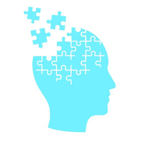 A person suffering from Alzheimer's disease experiences a decline in cognitive or behavioural functions and performance.