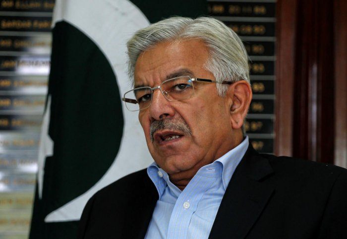 The petition was filed by Pakistan Tehreek-e-Insaf (PTI) leader Usman Dar, seeking disqualification of Asif for holding an Iqama (work permit) of the UAE. Reuters File photo