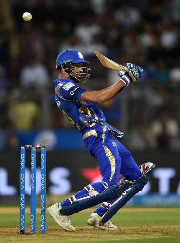 Mumbai Indians coach Mahela Jayawardene was disappointed with his team's batting against Sunrisers Hyderabad. PTI