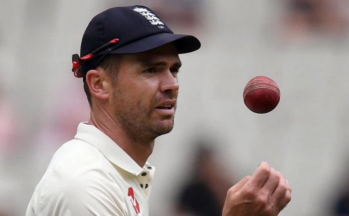 England paceman James Anderson said he is excited to play against India in the five-match Test series. AFP