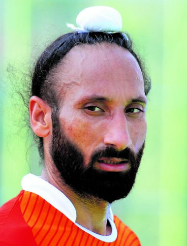 Sardar Singh is one of those who made the Asian Games squad.